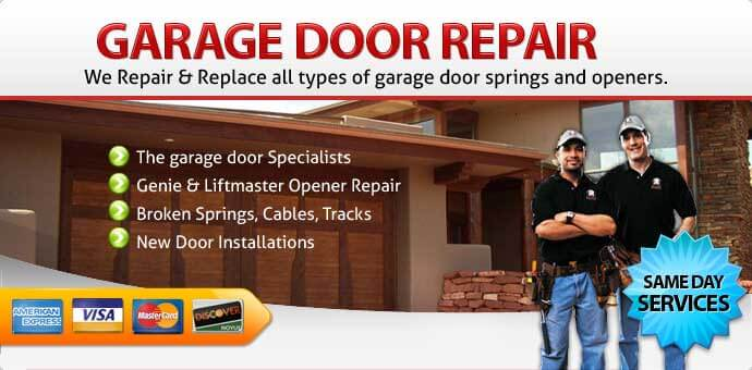 garage door repair Pembroke park FL
